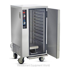 Food Warming Equipment MT-1220-10 Heated Cabinet, Mobile