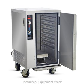 Food Warming Equipment MT-1220-8 Heated Cabinet, Mobile
