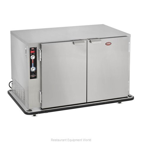 Food Warming Equipment MT-1826-14 Heated Holding Cabinet Mobile Half-Height