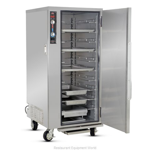 Food Warming Equipment MT-1826-15 Heated Holding Cabinet Mobile