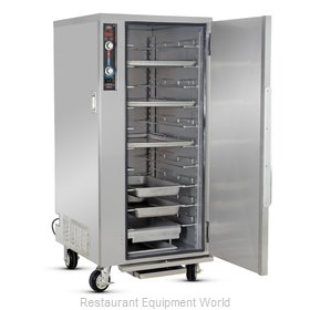 Food Warming Equipment MT-1826-15 Heated Cabinet, Mobile