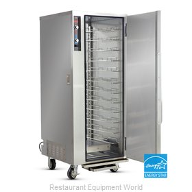 Food Warming Equipment MT-1826-18 Heated Cabinet, Mobile