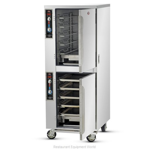 Food Warming Equipment MT-1826-7-7 Heated Holding Cabinet Mobile