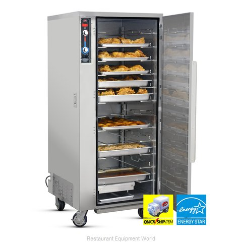 Food Warming Equipment MTU-12 Heated Holding Cabinet Mobile