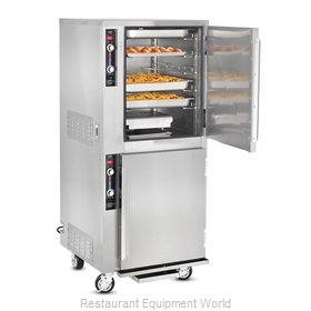 Food Warming Equipment MTU-5-5 Heated Cabinet, Mobile