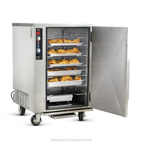 Food Warming Equipment MTU-7 Heated Holding Cabinet Mobile Half-Height