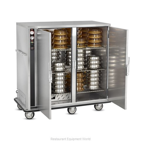 Food Warming Equipment P-120-2-XL Heated Cabinet, Banquet