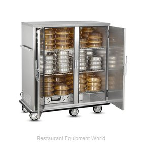 Food Warming Equipment P-120-2 Heated Cabinet, Banquet