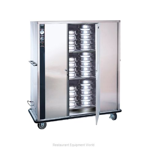 Food Warming Equipment P-180-XL Banquet Cabinet Cart Heated