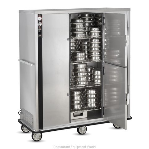 Food Warming Equipment P-200-XL Banquet Cabinet Cart Heated