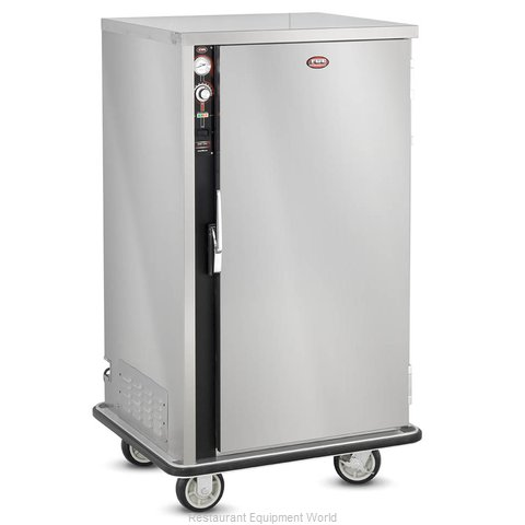 Food Warming Equipment P-60-XL Banquet Cabinet Cart Heated (Magnified)