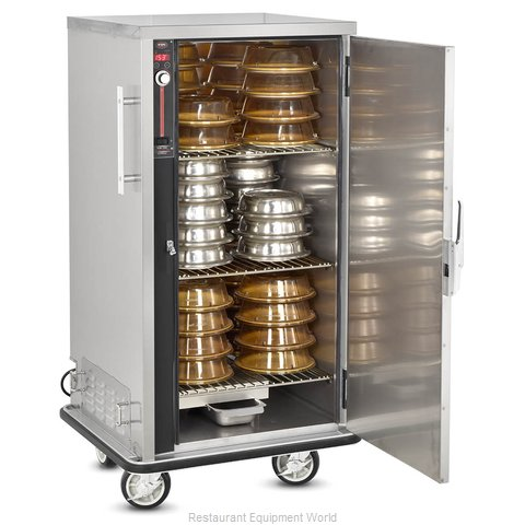 Food Warming Equipment P-60 Banquet Cabinet Cart Heated