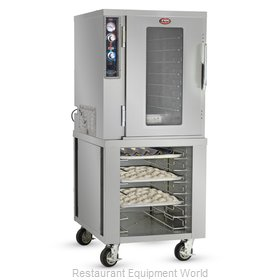 Food Warming Equipment PH-1826-7 Proofer Cabinet, Mobile, Half-Height