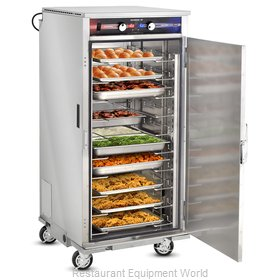 Food Warming Equipment PHTT-10 Heated Cabinet, Mobile