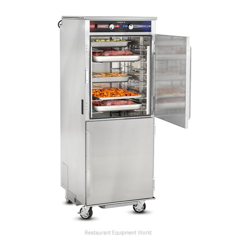 Food Warming Equipment PHTT-12 Heated Holding Cabinet Mobile
