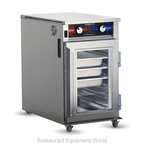 Food Warming Equipment PHTT-1220-7-UC Heated Cabinet, Mobile