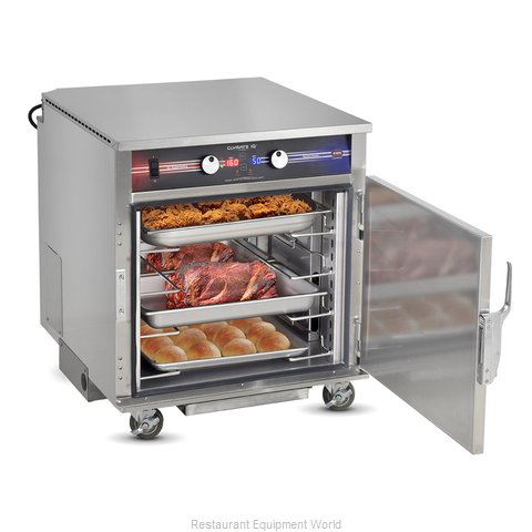 Food Warming Equipment PHTT-4 Heated Holding Cabinet Mobile Half-Height