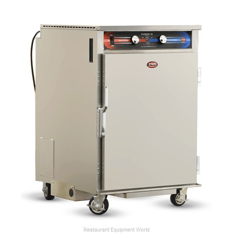 Food Warming Equipment PHTT-6 Heated Holding Cabinet Mobile Half-Height