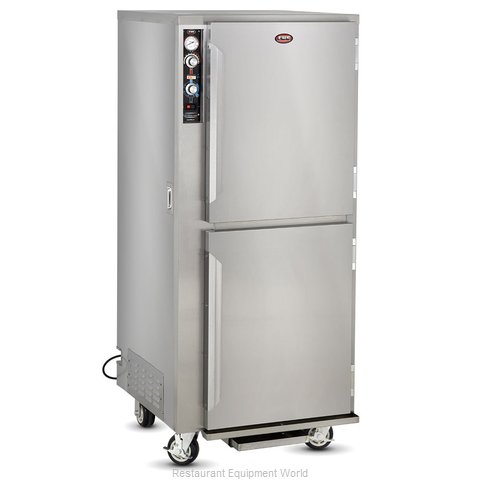 Food Warming Equipment PHU-4 Proofer Cabinet, Mobile, Half-Height