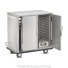 Food Warming Equipment PS-1220-20 Heated Cabinet, Mobile