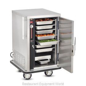 Food Warming Equipment PS-1220-8 Heated Cabinet, Mobile