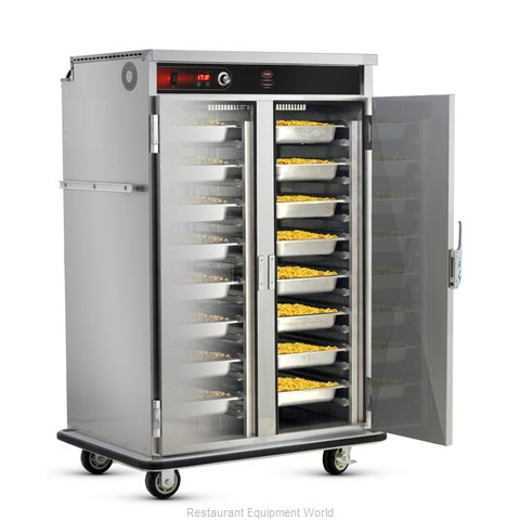 Food Warming Equipment PST-32 Heated Holding Cabinet Mobile