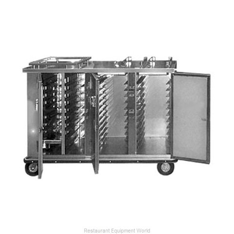 Food Warming Equipment PTS-0709101548HA Cabinet Meal Tray Delivery