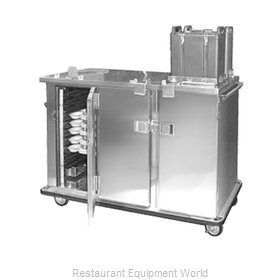 Food Warming Equipment PTS-60-8HA Cabinet, Meal Tray Delivery