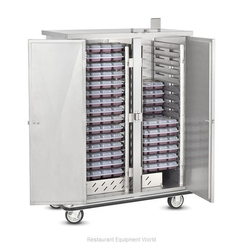 Food Warming Equipment PTS-6060 Cabinet, Meal Tray Delivery
