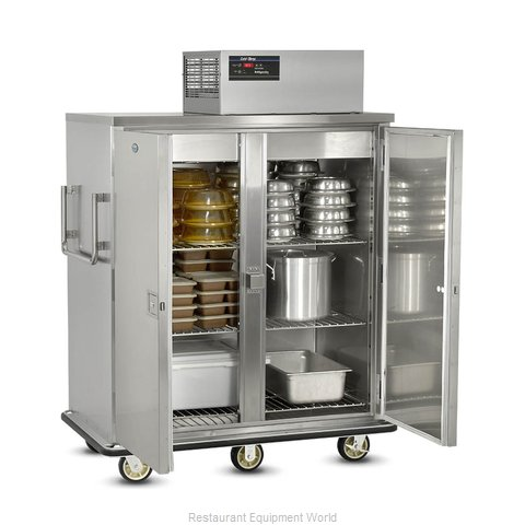 Food Warming Equipment RBQ-96 Banquet Cart Cabinet Refrigerated