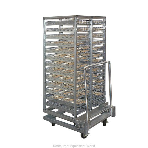 Food Warming Equipment RRB-26 Rack Roll-In Oven