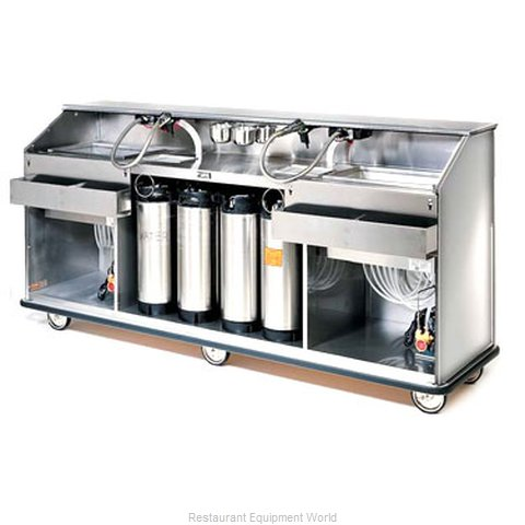 Food Warming Equipment SBBC-88 Portable Bar (Magnified)