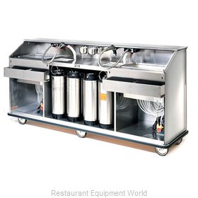 Food Warming Equipment SBBC-88 Portable Bar
