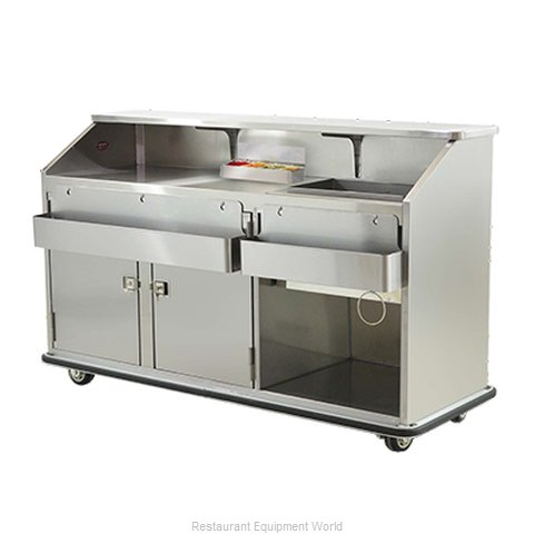 Food Warming Equipment SCB-6 Portable Bar (Magnified)