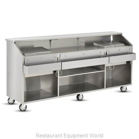 Food Warming Equipment SCB-8 Portable Bar