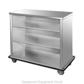 Food Warming Equipment SPSC-6 Back Bar Cabinet, Non-Refrigerated