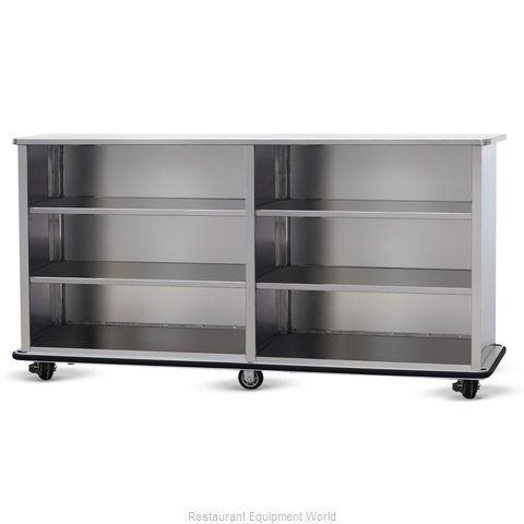 Food Warming Equipment SPSC-8 Back Bar Cabinet, Non-Refrigerated