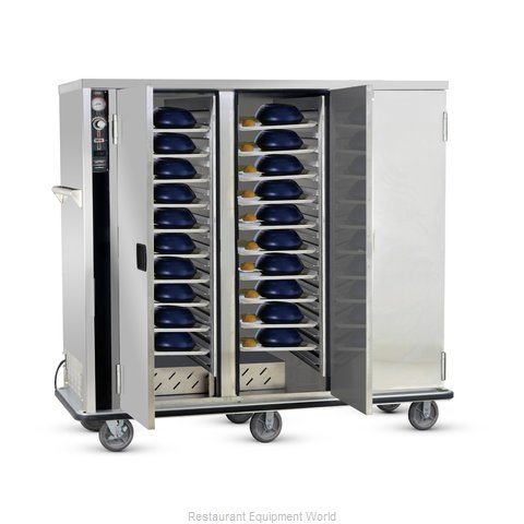 Food Warming Equipment TS-1418-33 Cabinet, Meal Tray Delivery