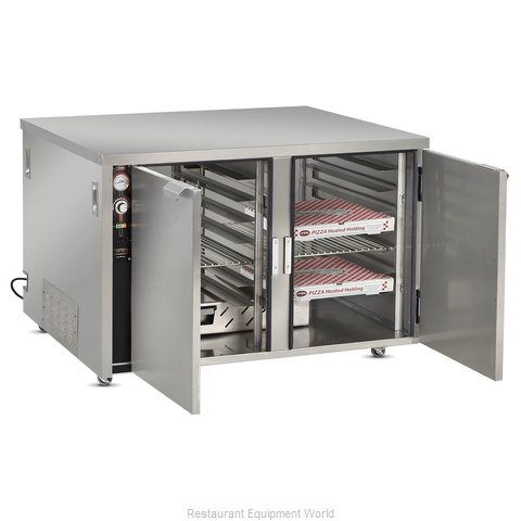 Food Warming Equipment TS-1633-28 Heated Cabinet, Mobile, Pizza