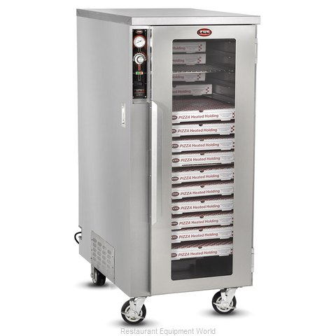 Food Warming Equipment TS-1633-30 Heated Cabinet, Mobile, Pizza