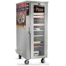 Food Warming Equipment TS-1633-36 Heated Cabinet, Mobile, Pizza