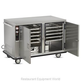 Food Warming Equipment TS-1826-14 Heated Cabinet, Mobile
