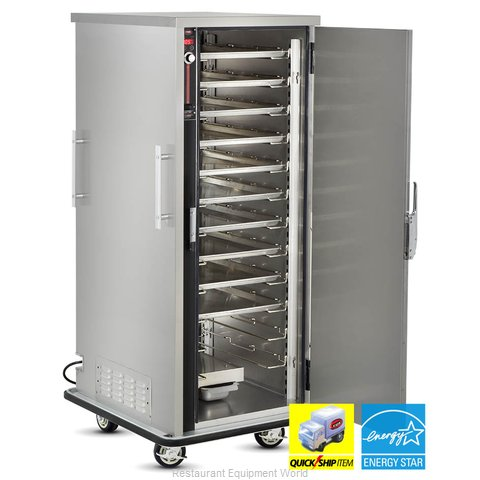 Food Warming Equipment TS-1826-18 Heated Cabinet, Mobile