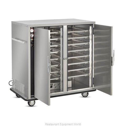 Food Warming Equipment TS-1826-24 Heated Holding Cabinet Mobile