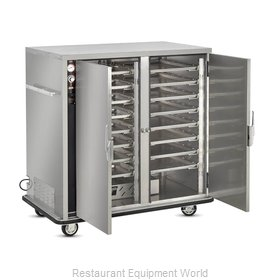 Food Warming Equipment TS-1826-24 Heated Cabinet, Mobile