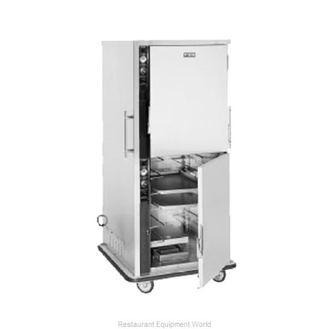 Food Warming Equipment TS-1826-7-7 Heated Holding Cabinet Mobile (Magnified)