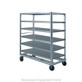 Food Warming Equipment UC-60-609AL Cart, Queen Mary