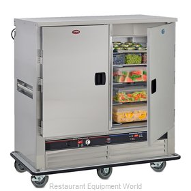 Food Warming Equipment UHRS-7-7 Refrigerated/Heated Cabinet, Dual Temp
