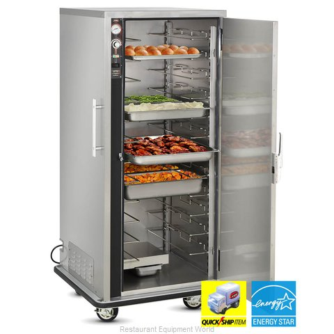 Food Warming Equipment UHS-12 Heated Cabinet, Mobile