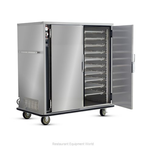 Food Warming Equipment UHS-20 Heated Holding Cabinet Mobile